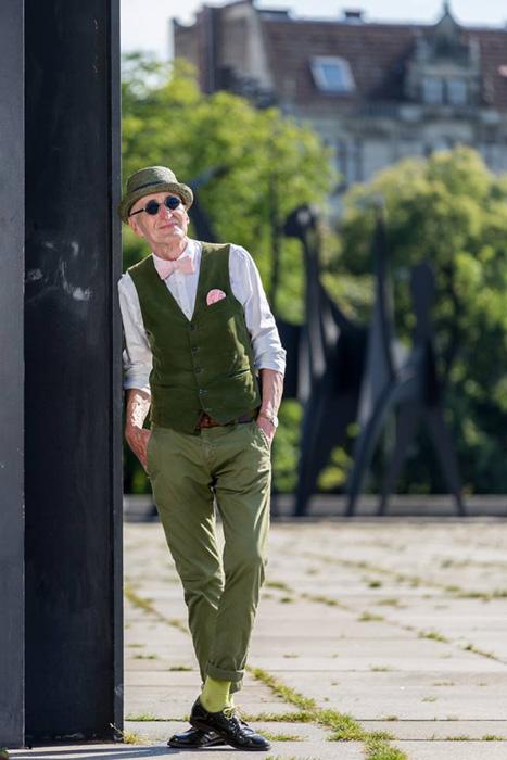 Берлинский модник.