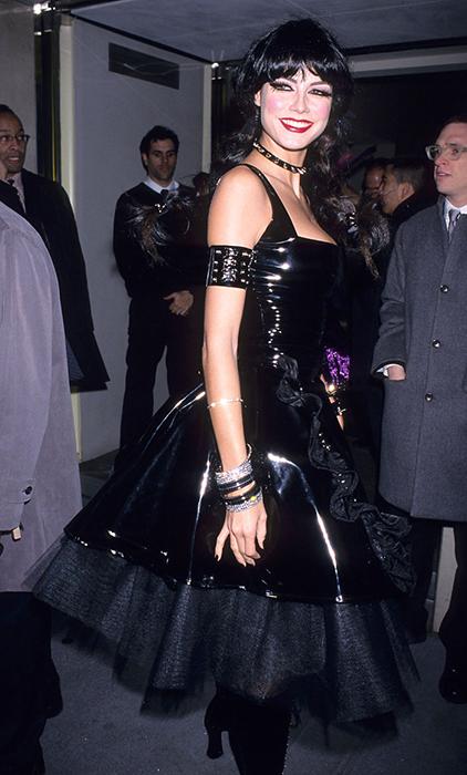 Хайди Клум в 2000 году.