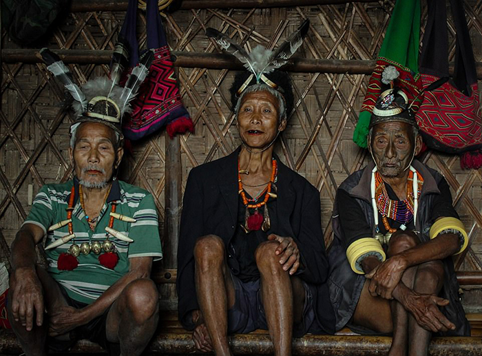 Племя головорезов, живущее на севере Индии. Фото: Wiktor Stadniczenko.