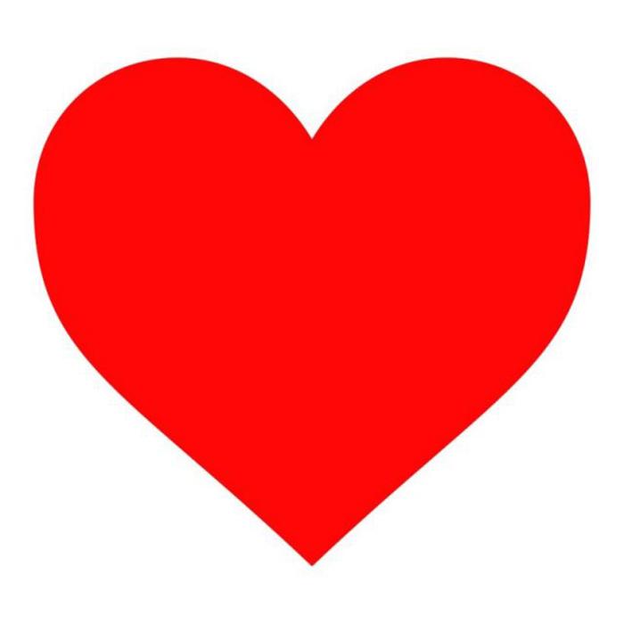 Символ сердца.
