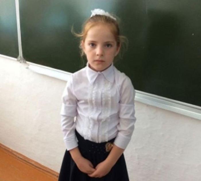 Милана Юсупова, 9 лет.
