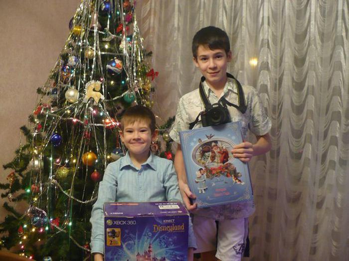 10-летний Игорь Царапкин из Мурманской области.