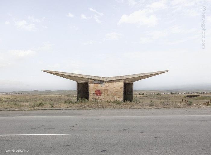 Саратак, Армения. Автор фото: Christopher Herwig.