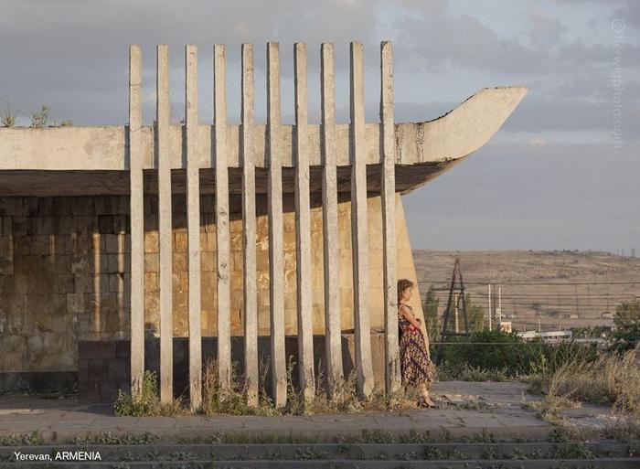 Ереван, Армения. Автор фото: Christopher Herwig.