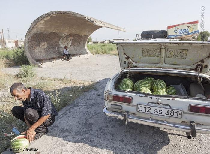 Эчмиадзин, Армения. Автор фото: Christopher Herwig.