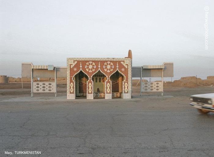 Мары, Туркменистан. Автор фото: Christopher Herwig.