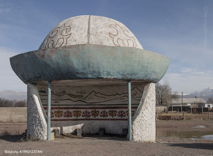 Балыкчи, Киргизия. Автор фото: Christopher Herwig.