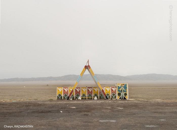 Чарын, Казахстан. Автор фото: Christopher Herwig.
