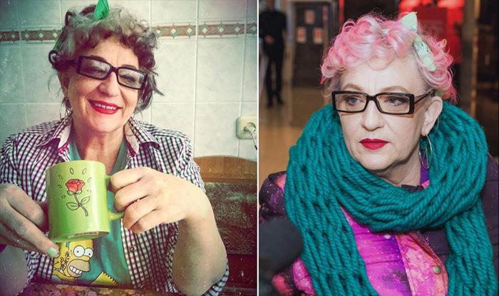 Степанида Цвит, бабушка, которая не похожа на привычных бабушек.