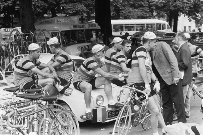 28 июня 1960 года. Тур де Франс.