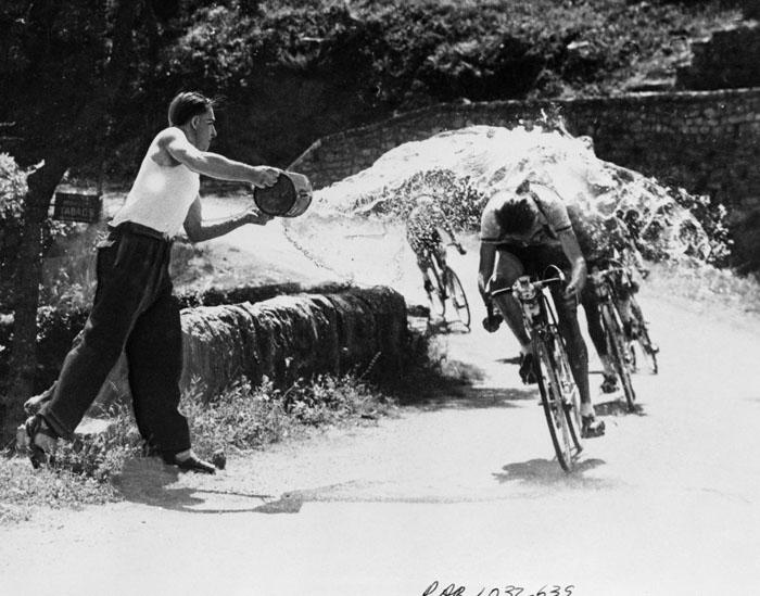Тур де Франс. 19 июля 1953 года.