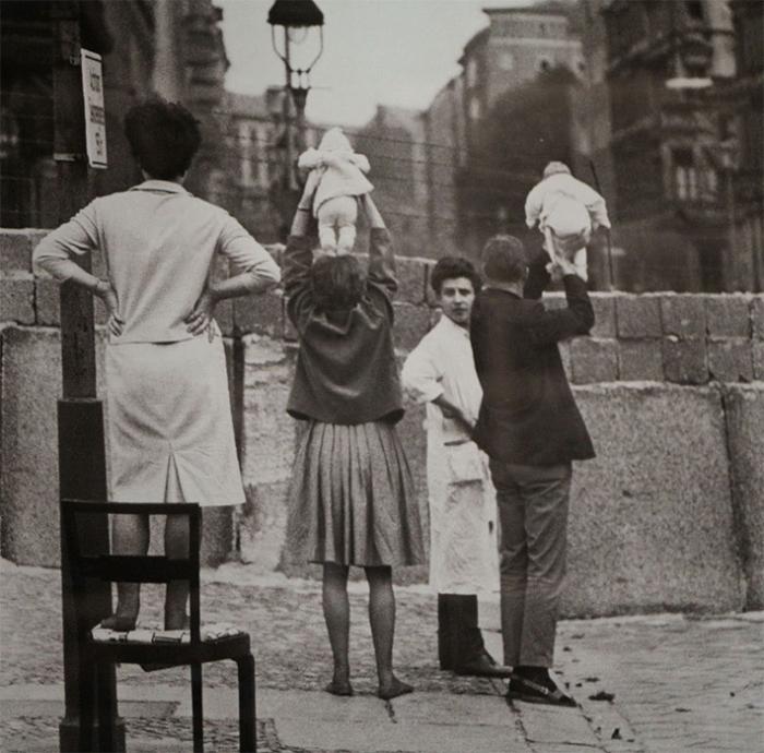 Берлин, 1961 г.