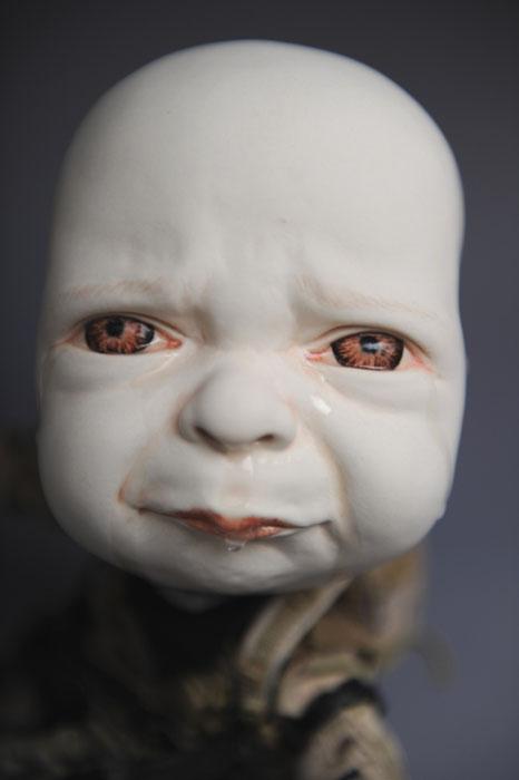 Новая инсталляция Джонсона Цанга.