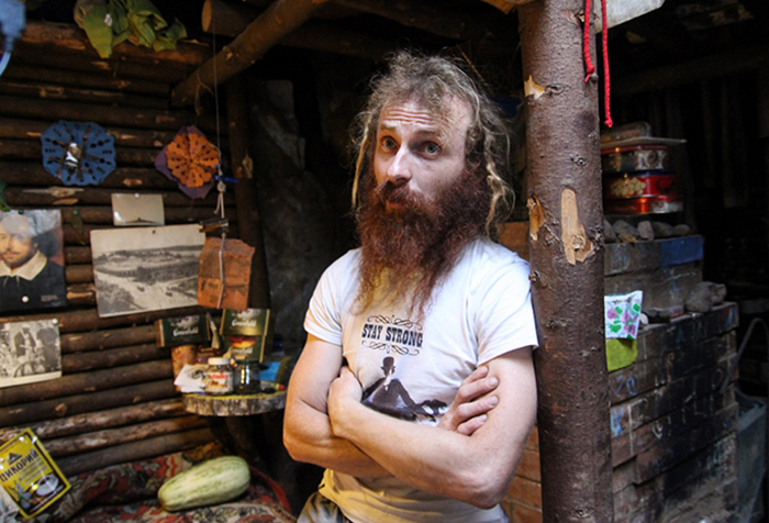 Юрий считает, что сейчас его жизнь значительно лучше, чем та, которая у него была в Москве. Фото: genamartynov.