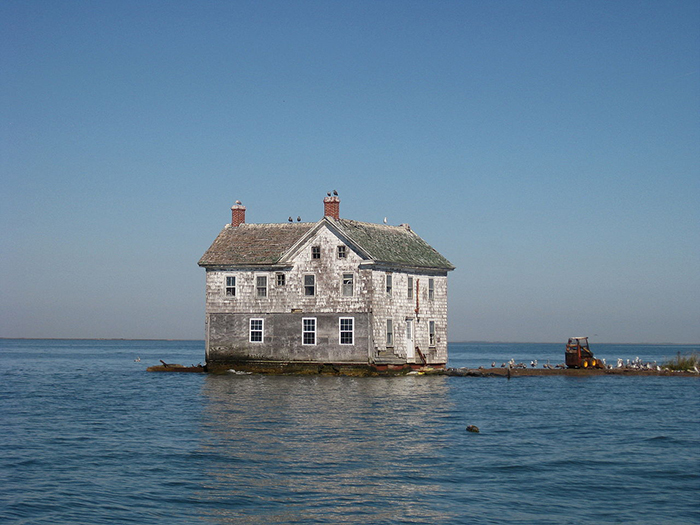 Остров Холланд.