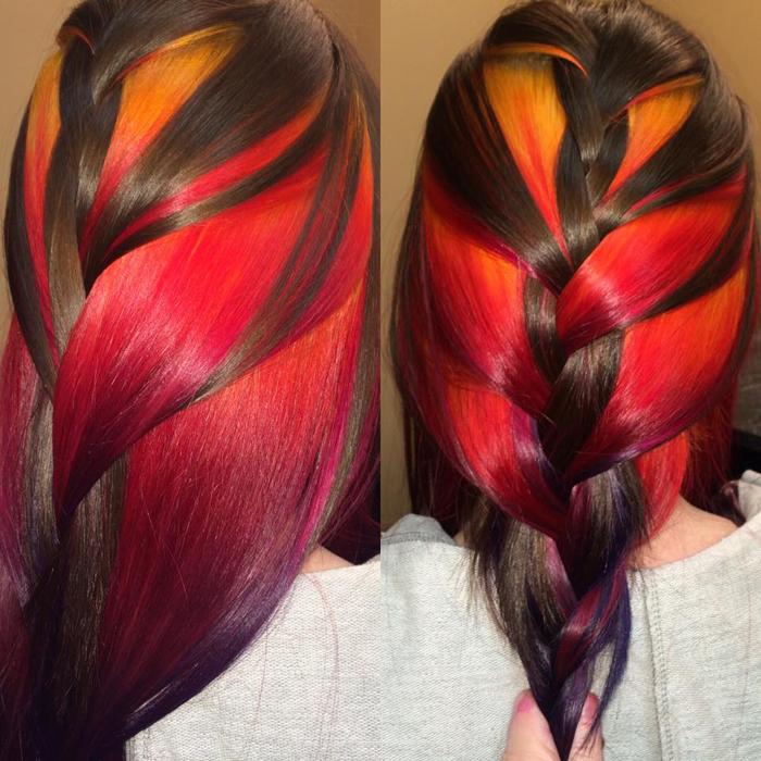 Такие волосы могут выглядеть красиво после посещения парикмахера, но без должного ухода их красота может серьезно померкнуть.