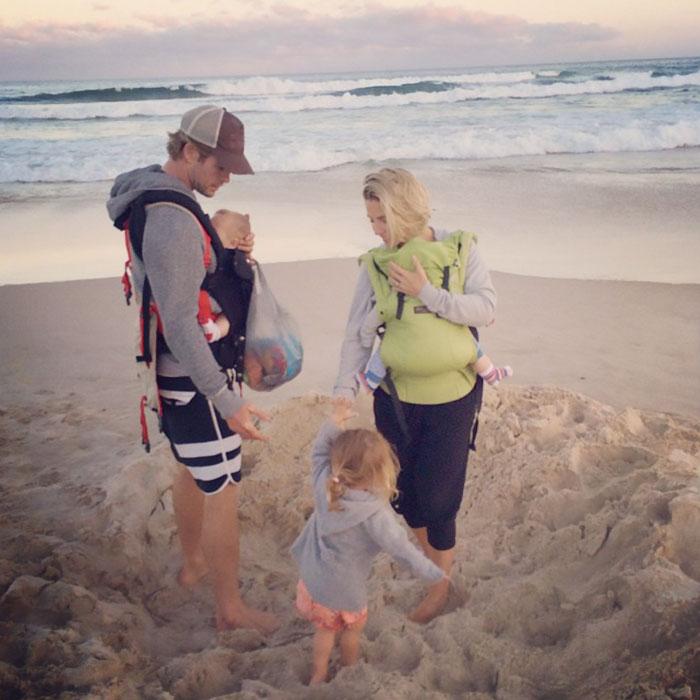 Лучшие семейные моменты - ты просто наслаждаешься жизнью.
