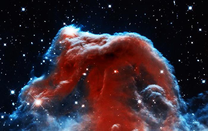 De expansão do universo.