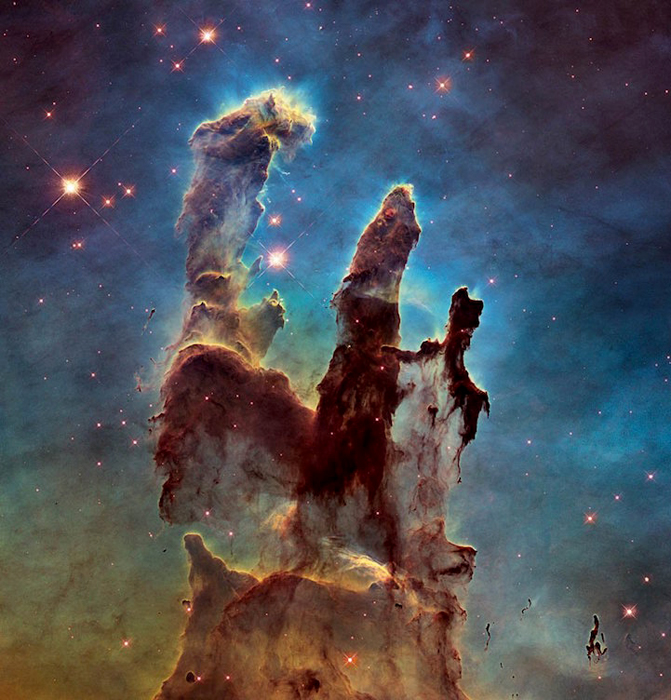 18m 18h, -13 °, 49', a distância da Terra:: Posição 6.500 anos-luz, a unidade / ano: WFC3 / UVIS de 2014.