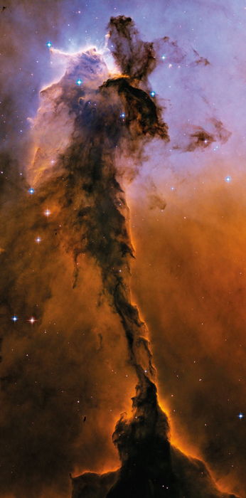 Позиция: 18h 18m, –13°, 49', расстояние от Земли: 6,500 св.лет, прибор/год: ACS/WFC, 2004.