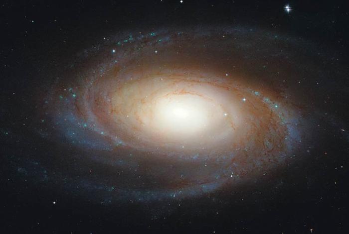 Позиция: 09h 55m, +69� 03', расстояние от Земли: 11,600,000 св.лет, прибор/год: ACS/WFC, 2004-2006.