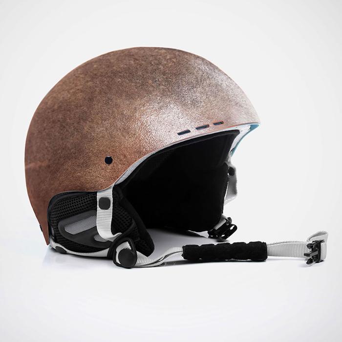 Варианты шлемов от дизайнера из Дубаи.