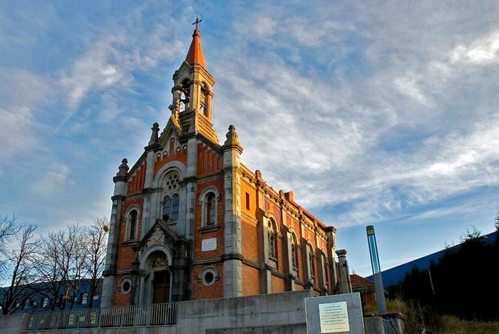 Церковь в Йанере, превратившаяся в скейт-площадку.