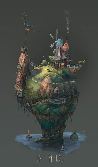 У каждого острова есть своя история и свой, неповторимый, образ.