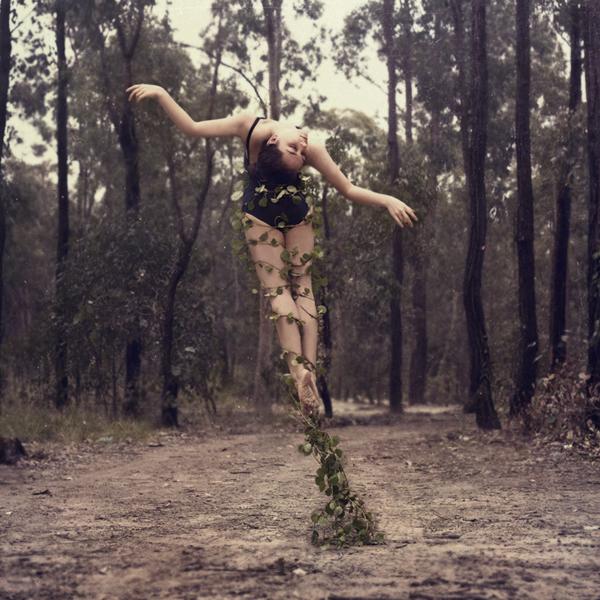 Ингрид Эндель старается выразить каждым снимком свою любовь к танцу.