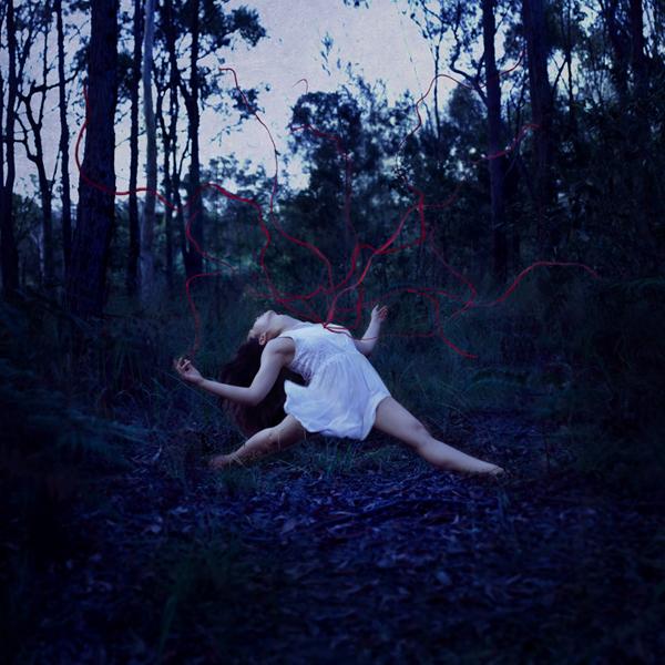 Ингрид Эндель обратилась к фотографии после окончания своей танцевальной карьеры.