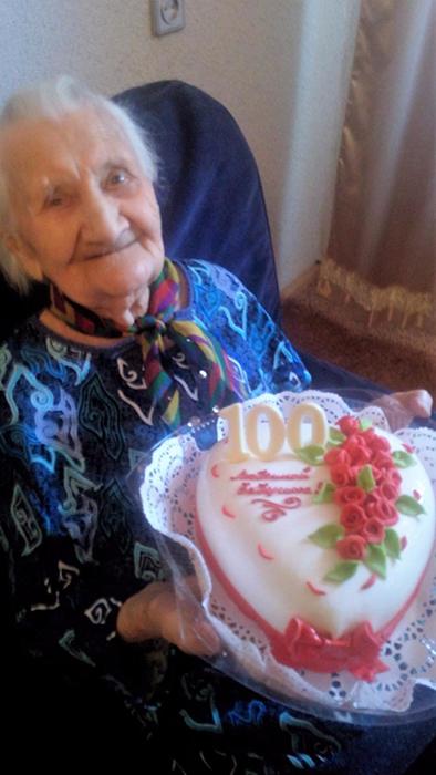 Сегодня Надежде Петровне Мягких уже более сотни лет.