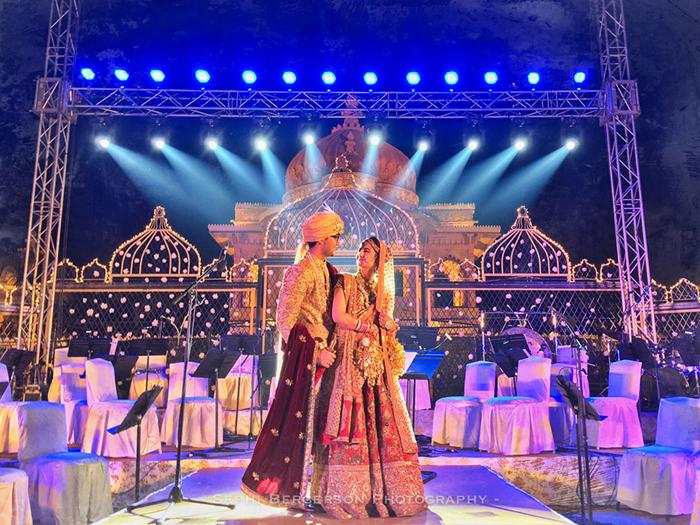 Фотографии со свадьбы, сделанные на  iPhone. Автор фото: Sephi Bergerson.