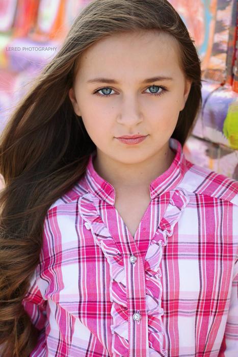 Изабелла Барретт  (Isabella Barrett).