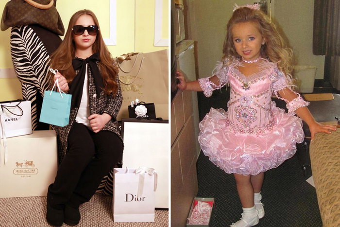 9-летняя девочка, владеющая более миллионом долларов.