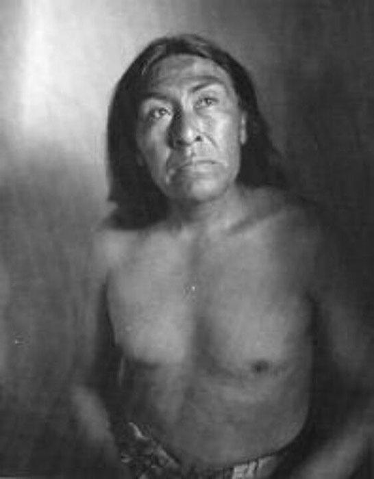 К моменту встречи Иши с антропологами, ему было около 50 лет.