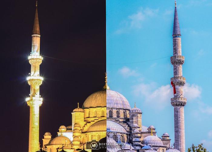 Новая мечеть.  Фото: Bektash Musa.