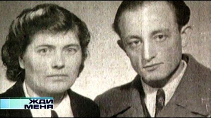 Молодые Луиджи Педутто и Мокрина Юрзук.