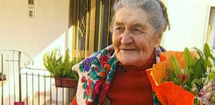 Мокрина Юрзук из украинского села впервые встретила Луиджи в Австрии.