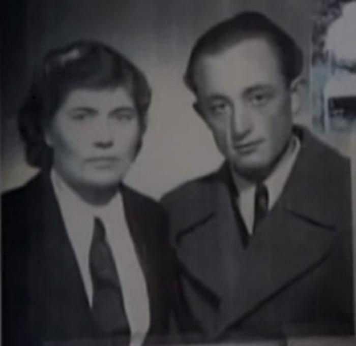 Мокрина и Луиджи.