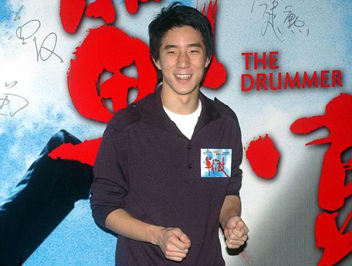 36-летний сын Джеки Чана Джейси.