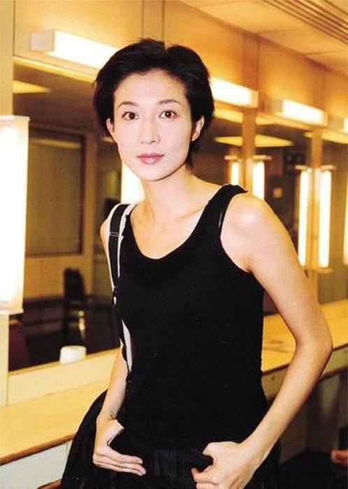 Бывшая мисс Азия Элейн Нг.