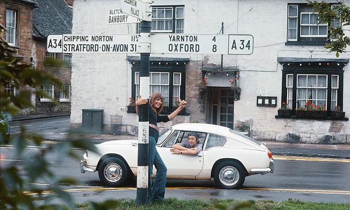 Лето 1969 года. В этом же году пара записала свою самую известную песню Je T'aime... Moi Non Plus. Фото: Andrew Birkin.
