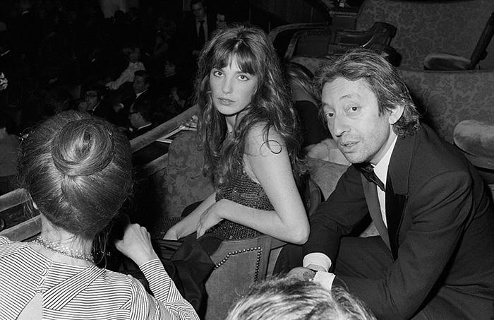 Пара в декабре 1973г.