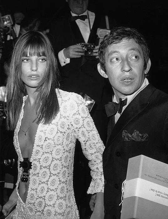 Апрель 1969 г. гала-концерт в Париже.