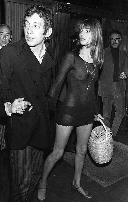 Пара в 1970 г.