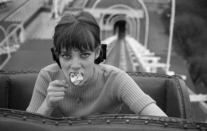 Март 1964г.  Фото: Andrew Birkin.