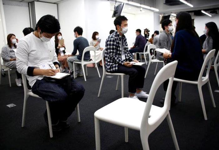 Проблема со знакомствами с противоположным полом стоит очень остро в Японии.