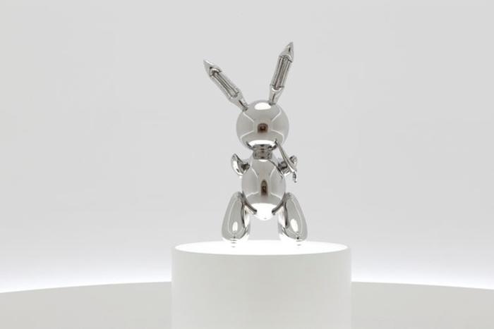 Кролик. Материал: нержавеющая сталь.