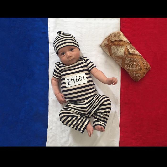 Jessica Chavkin и ее забавные наряды для маленького сына.
