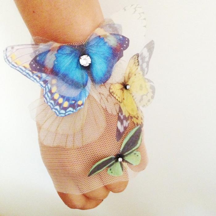 Бабочки от дизайнера из Стамбула.